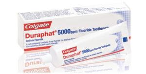 Duraphat tandpasta til tandbehandling